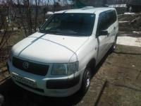 Toyota Succeed 2006 БЕЛЫЙ